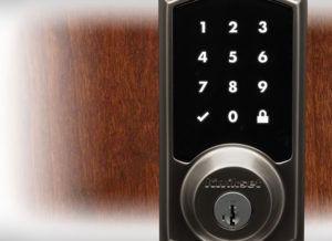 електронни брави за входни врати