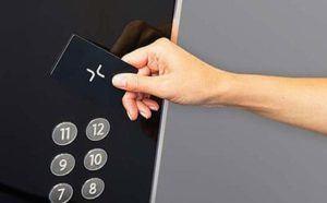 Контрол на достъпа за асансьори
