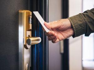 контрол на достъпа за врати